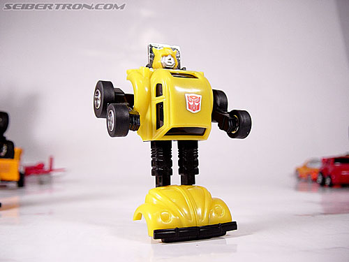 Transformers G1 1984 Bumblebee (Bumble)  (Reissue) (Image #14 of 24)