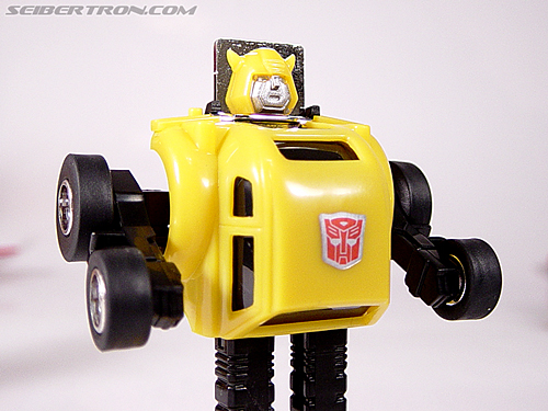 Transformers G1 1984 Bumblebee (Bumble) (Image #58 of 67)