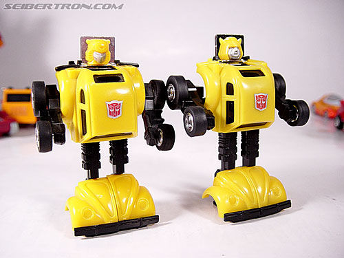 Transformers G1 1984 Bumblebee (Bumble) (Image #59 of 67)