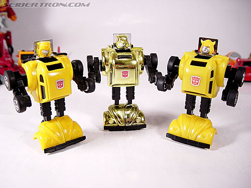 Transformers G1 1984 Bumblebee (Bumble)  (Reissue) (Image #17 of 24)