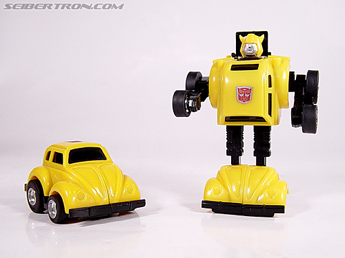 Transformers G1 1984 Bumblebee (Bumble) (Image #66 of 67)