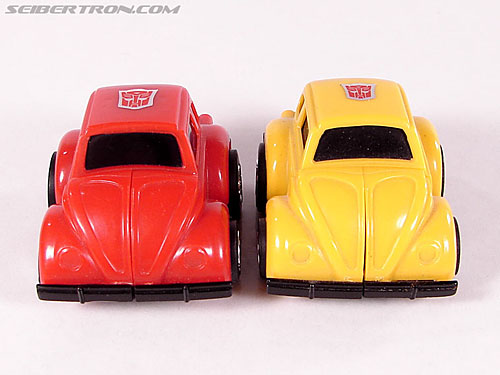 Transformers G1 1984 Bumblebee (Bumble) (Image #22 of 65)