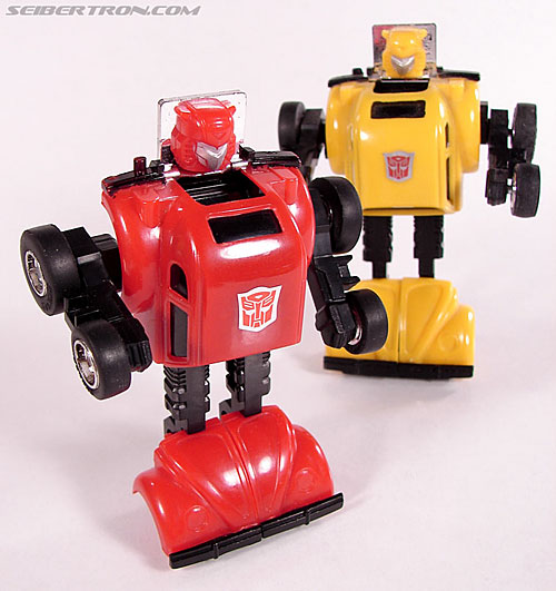 Transformers G1 1984 Bumblebee (Bumble) (Image #50 of 65)