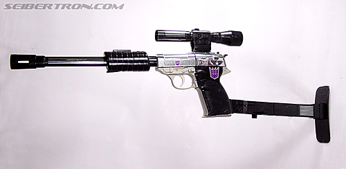 Transformers G1 1984 Megatron (Reissue) (Image #8 of 69)