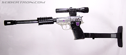 Transformers G1 1984 Megatron (Reissue) (Image #10 of 69)