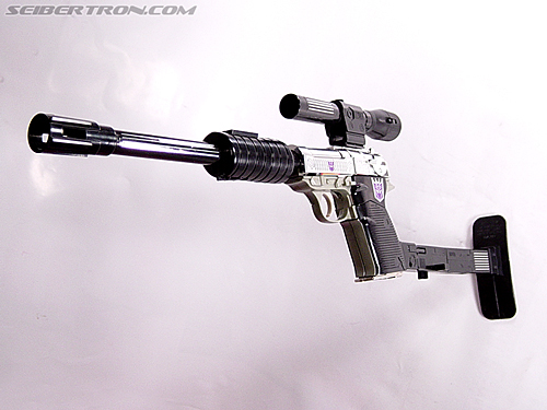 Transformers G1 1984 Megatron (Reissue) (Image #13 of 69)