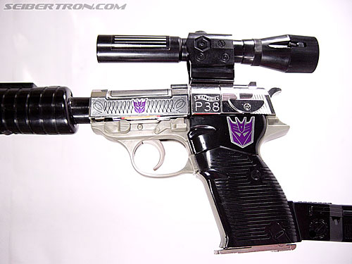 Transformers G1 1984 Megatron (Reissue) (Image #16 of 69)