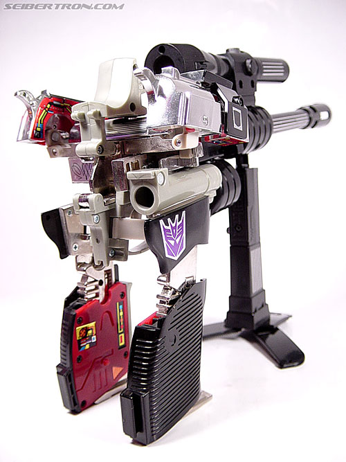 Transformers G1 1984 Megatron (Reissue) (Image #32 of 69)