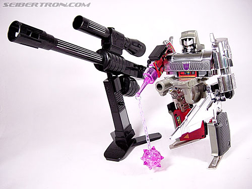 Transformers G1 1984 Megatron (Reissue) (Image #33 of 69)
