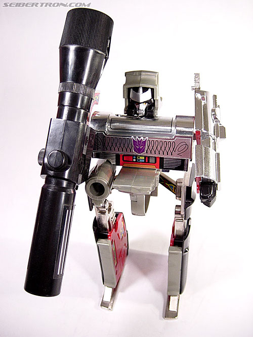 Transformers G1 1984 Megatron (Reissue) (Image #53 of 69)