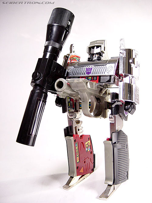 Transformers G1 1984 Megatron (Reissue) (Image #58 of 69)