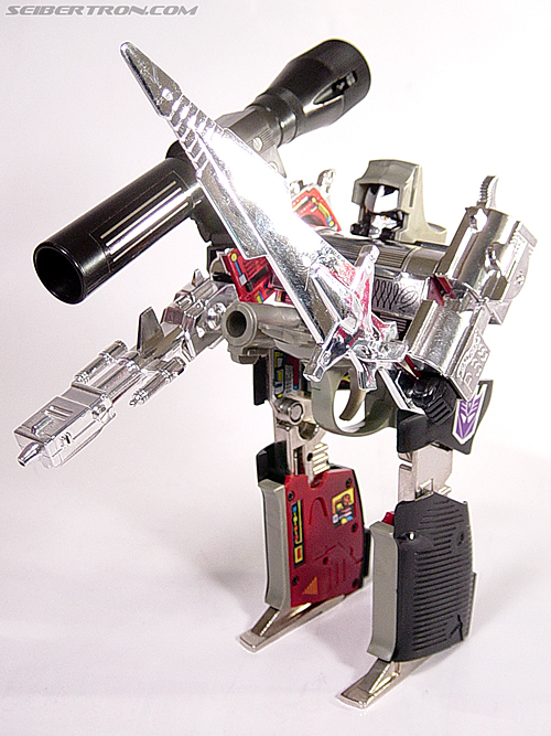 Transformers G1 1984 Megatron (Reissue) Toy Gallery (Image ...