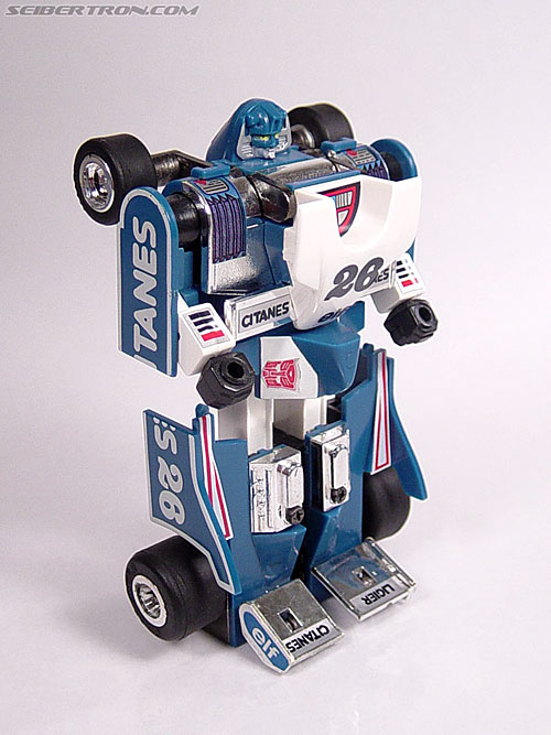 Transformers G1 1984 Mirage  Ligier   Image  16 of 62 Transformers G1 Mirage