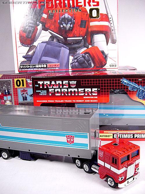 Transformers G1 1984 Optimus Prime (Convoy)  (Reissue) (Image #1 of 83)