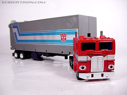 Transformers G1 1984 Optimus Prime (Convoy)  (Reissue) (Image #2 of 83)