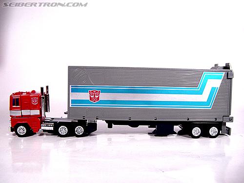 Transformers G1 1984 Optimus Prime (Convoy)  (Reissue) (Image #9 of 83)