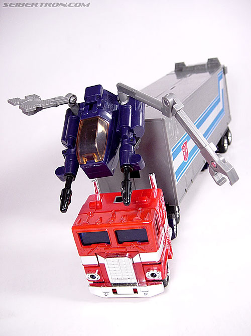 Transformers G1 1984 Optimus Prime (Convoy)  (Reissue) (Image #22 of 83)