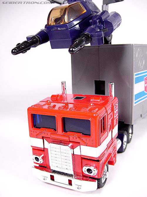 Transformers G1 1984 Optimus Prime (Convoy)  (Reissue) (Image #23 of 83)
