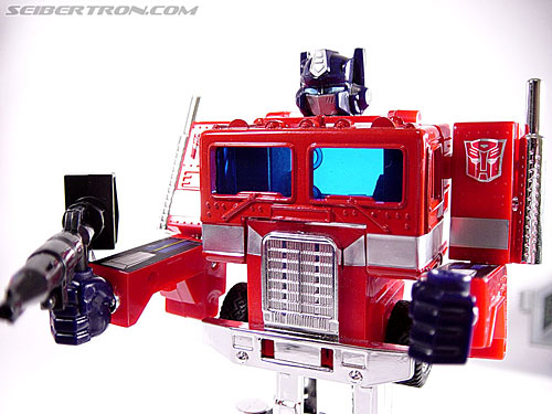Transformers News: RUMOR UPDATE\CONFIRMATION: G1 Optiums Prime Reissue