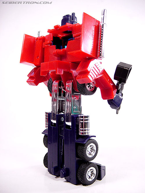 Transformers G1 1984 Optimus Prime (Convoy)  (Reissue) (Image #48 of 83)
