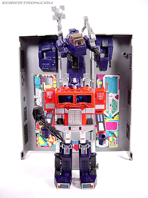 Transformers G1 1984 Optimus Prime (Convoy)  (Reissue) (Image #59 of 83)