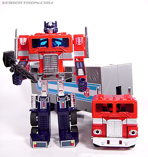 Transformers G1 1984 Optimus Prime (Convoy)  (Reissue) (Image #61 of 83)