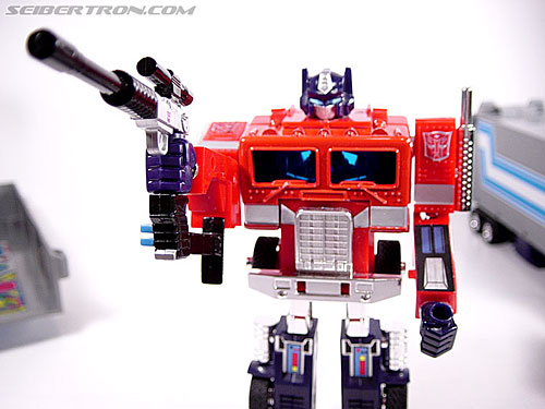 Transformers G1 1984 Optimus Prime (Convoy)  (Reissue) (Image #63 of 83)