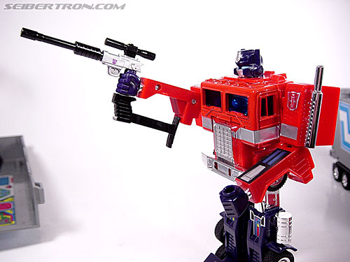 Transformers G1 1984 Optimus Prime (Convoy)  (Reissue) (Image #64 of 83)