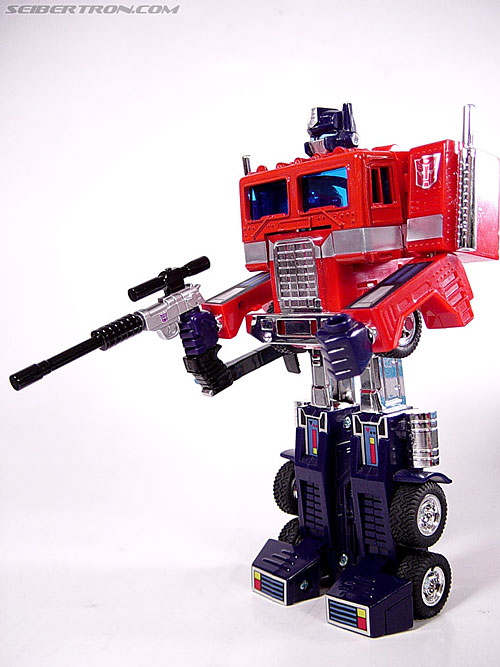 Transformers G1 1984 Optimus Prime (Convoy)  (Reissue) (Image #65 of 83)