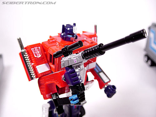 Transformers G1 1984 Optimus Prime (Convoy)  (Reissue) (Image #66 of 83)