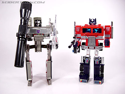 Transformers G1 1984 Optimus Prime (Convoy)  (Reissue) (Image #69 of 83)