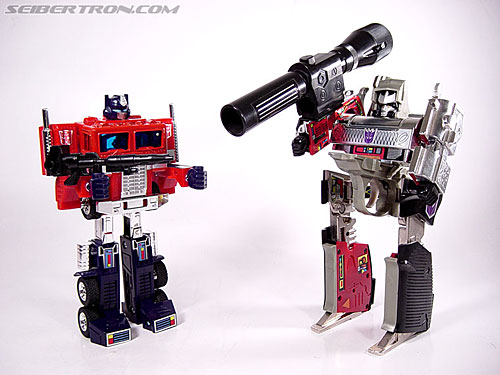 Transformers G1 1984 Optimus Prime (Convoy)  (Reissue) (Image #70 of 83)