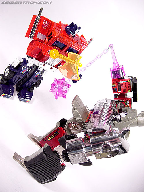 Transformers G1 1984 Optimus Prime (Convoy)  (Reissue) (Image #72 of 83)