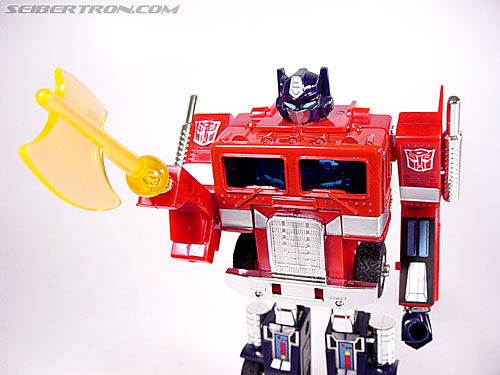 Transformers G1 1984 Optimus Prime (Convoy)  (Reissue) (Image #75 of 83)