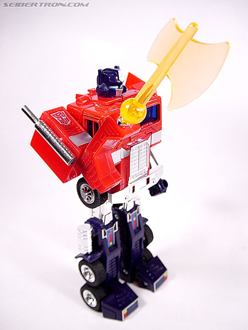 Transformers G1 1984 Optimus Prime (Convoy)  (Reissue) (Image #76 of 83)