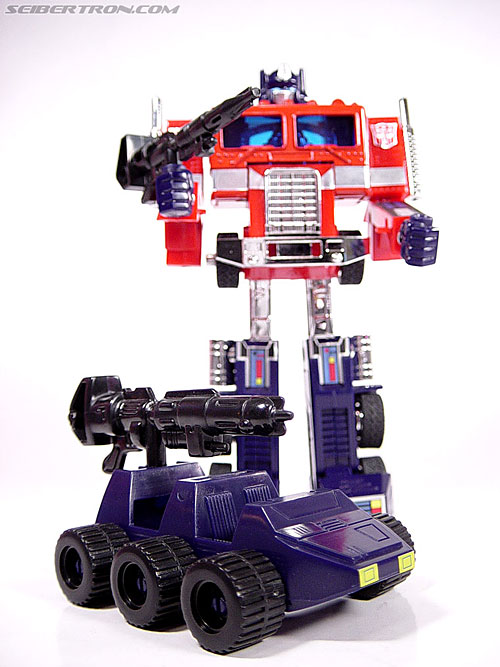 Transformers G1 1984 Optimus Prime (Convoy)  (Reissue) (Image #77 of 83)