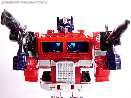 Transformers G1 1984 Optimus Prime (Convoy)  (Reissue) (Image #78 of 83)