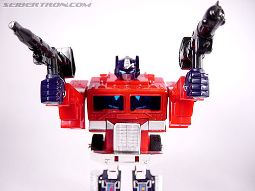 Transformers G1 1984 Optimus Prime (Convoy)  (Reissue) (Image #79 of 83)