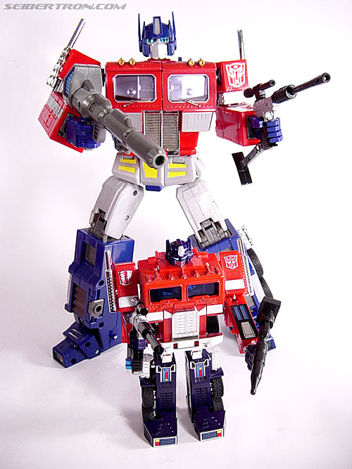 Transformers G1 1984 Optimus Prime (Convoy)  (Reissue) (Image #80 of 83)
