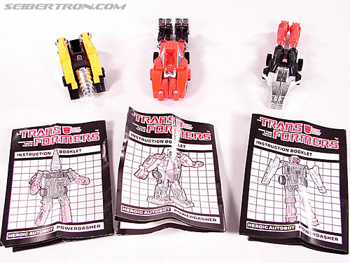 Transformers G1 1984 Powerdasher (Drill Type) (Image #4 of 45)