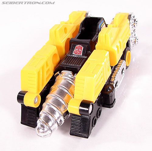 Transformers G1 1984 Powerdasher (Drill Type) (Image #15 of 45)