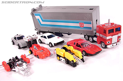 Transformers G1 1984 Powerdasher (Drill Type) (Image #18 of 45)