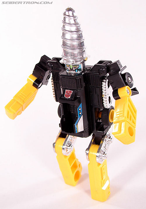 Transformers G1 1984 Powerdasher (Drill Type) (Image #33 of 45)