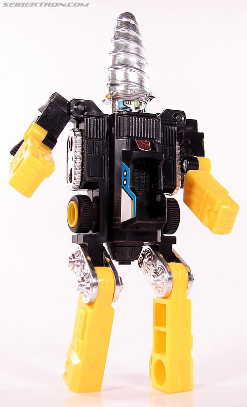 Transformers G1 1984 Powerdasher (Drill Type) (Image #35 of 45)