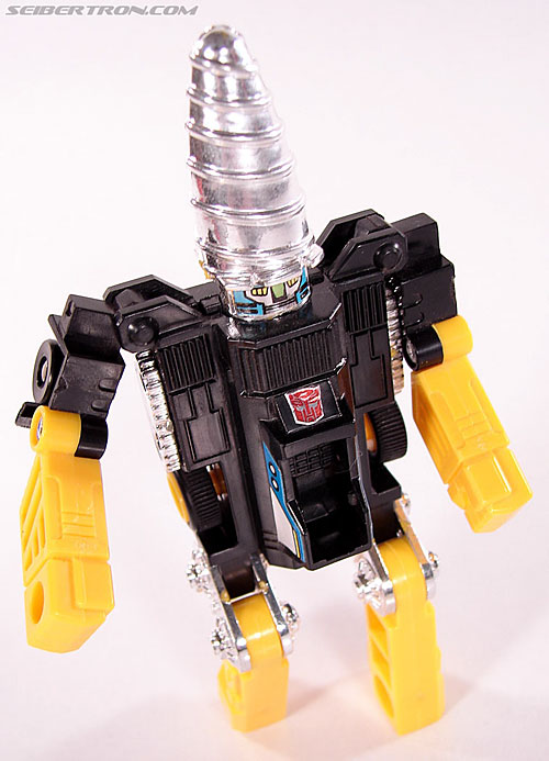 Transformers G1 1984 Powerdasher (Drill Type) (Image #36 of 45)
