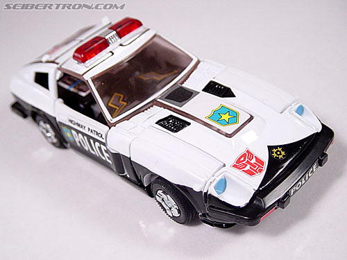 Transformers G1 1984 Prowl (Reissue) (Image #4 of 49)
