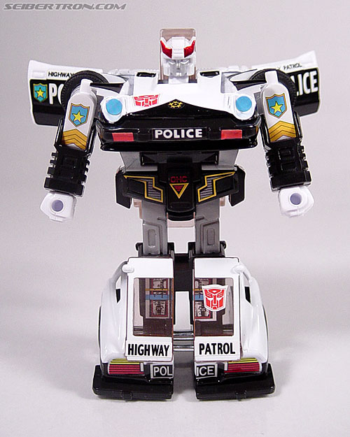 Transformers G1 1984 Prowl (Reissue) (Image #26 of 49)