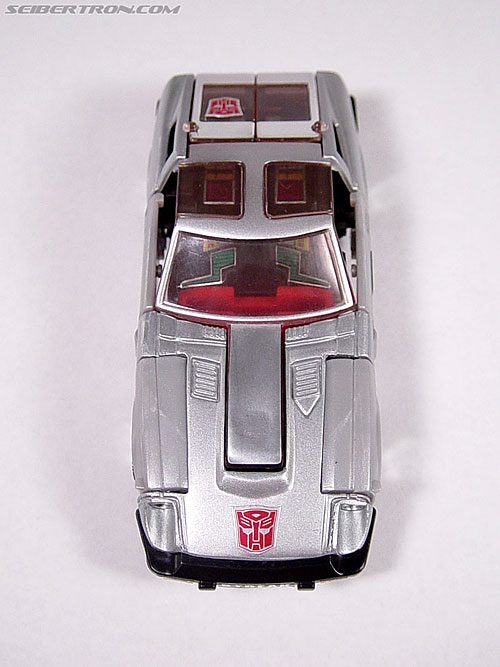Transformers G1 1984 Bluestreak (Silverstreak) (Streak)  (Reissue) (Image #1 of 49)