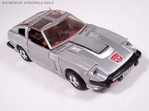Transformers G1 1984 Bluestreak (Silverstreak) (Streak)  (Reissue) (Image #3 of 49)