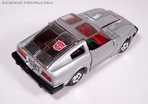 Transformers G1 1984 Bluestreak (Silverstreak) (Streak)  (Reissue) (Image #5 of 49)
